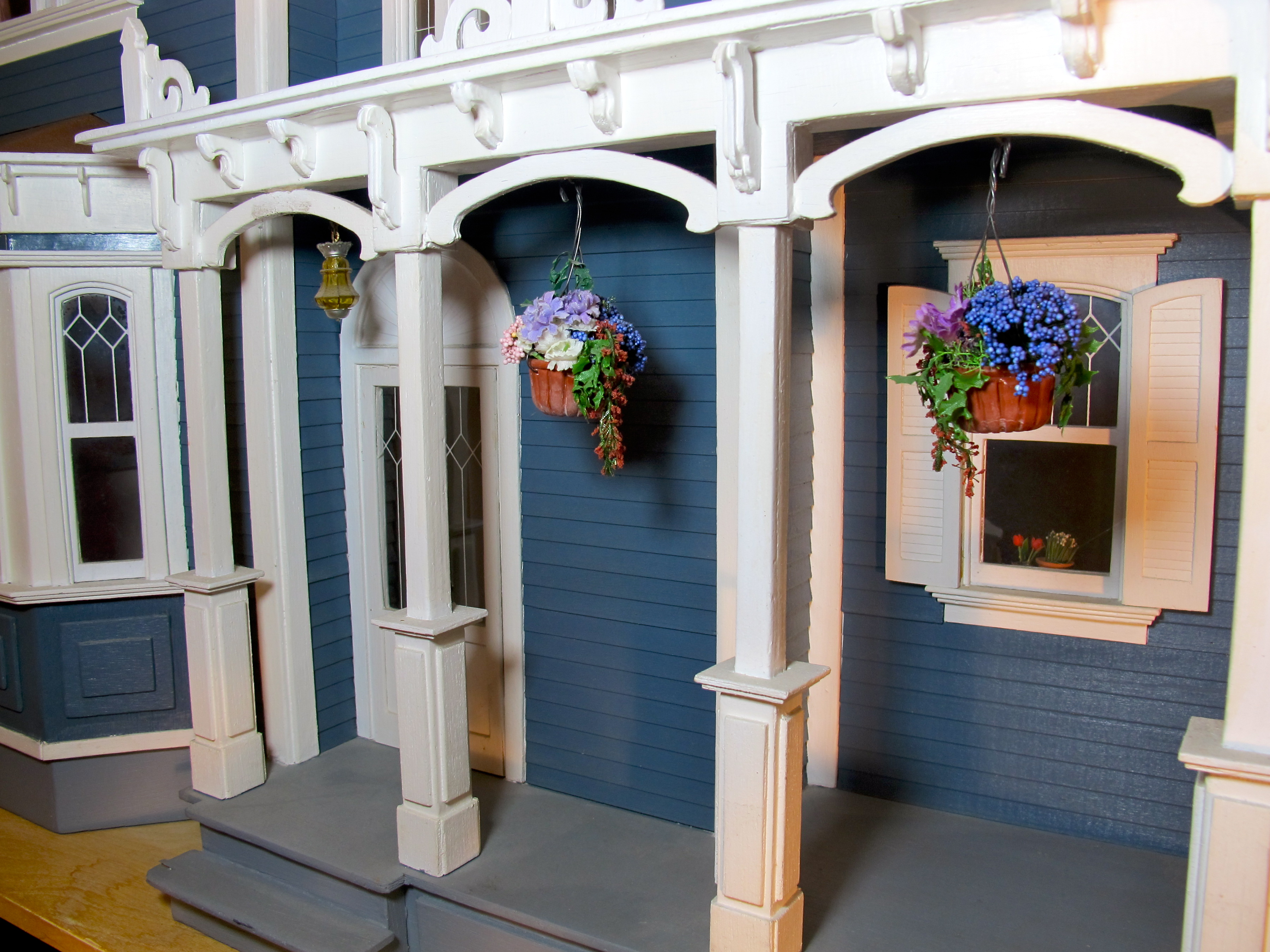 Beacon Hill Dollhouse Blukatdesign Handmade Artisan Jewelry