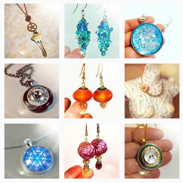 shop handmade jewelry