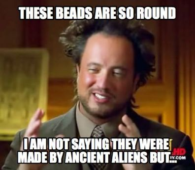 ancient alien beads