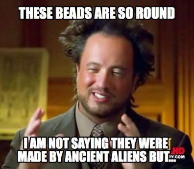 ancient alien beads