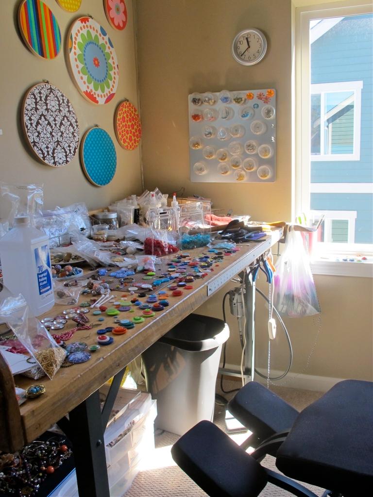 Inside Blukatdesign Jewelry And Craft Studio