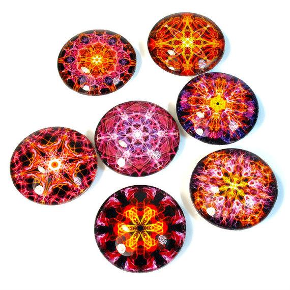 mandala magnets