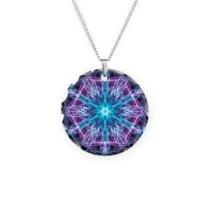 Mandala necklace pendant givaway
