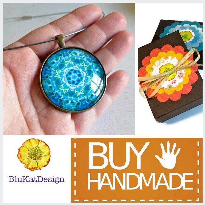handmade gifts for mother's day!