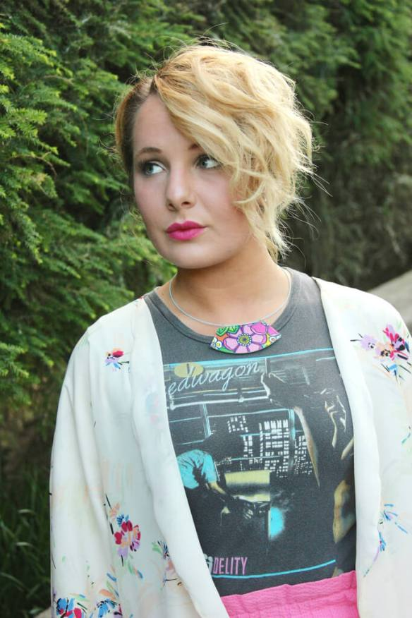 Abby from The Vintage Inspired Passionista blog