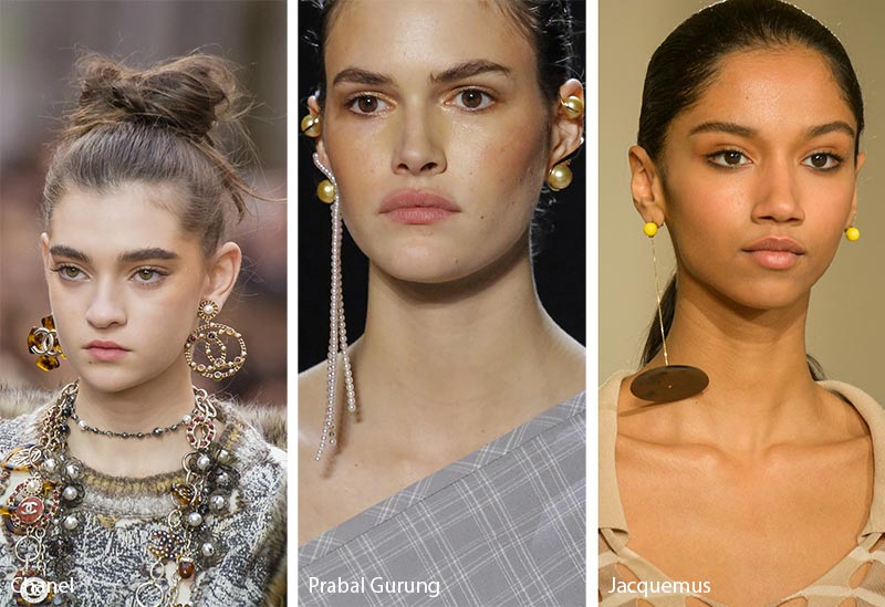 Fall winter 2018-19 jewelry accessory trends