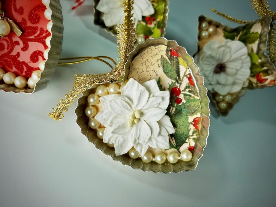 handmade christmas ornaments DIY