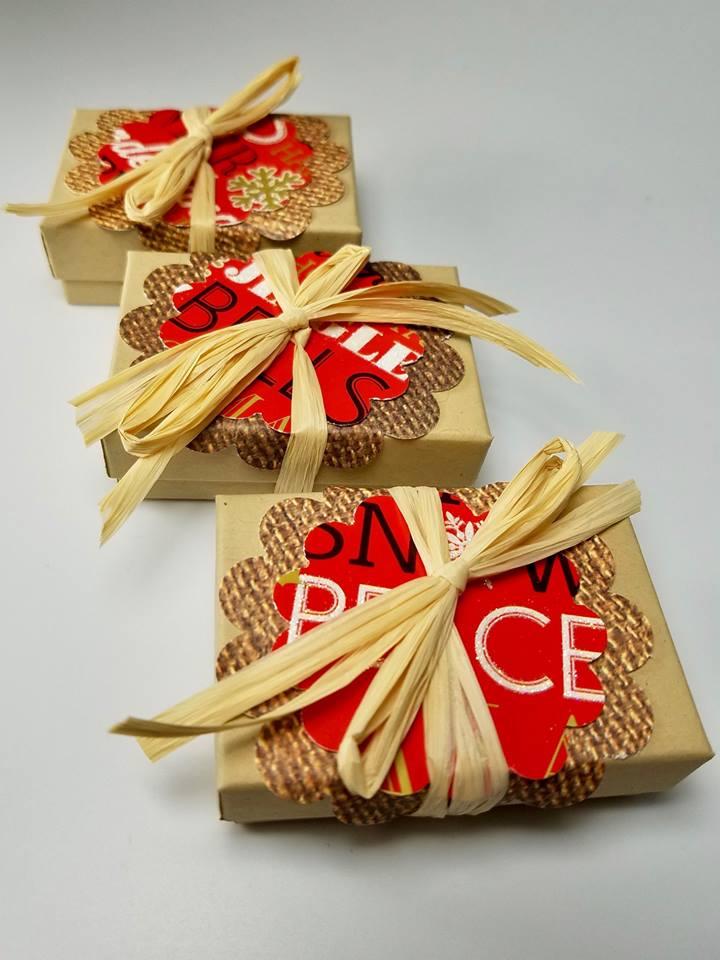 Gift boxes from BluKatDesign on Etsy