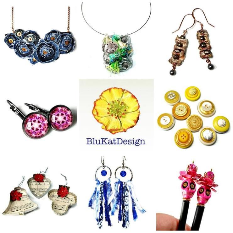BluKatDesign featured on Pacific NW Handmade!