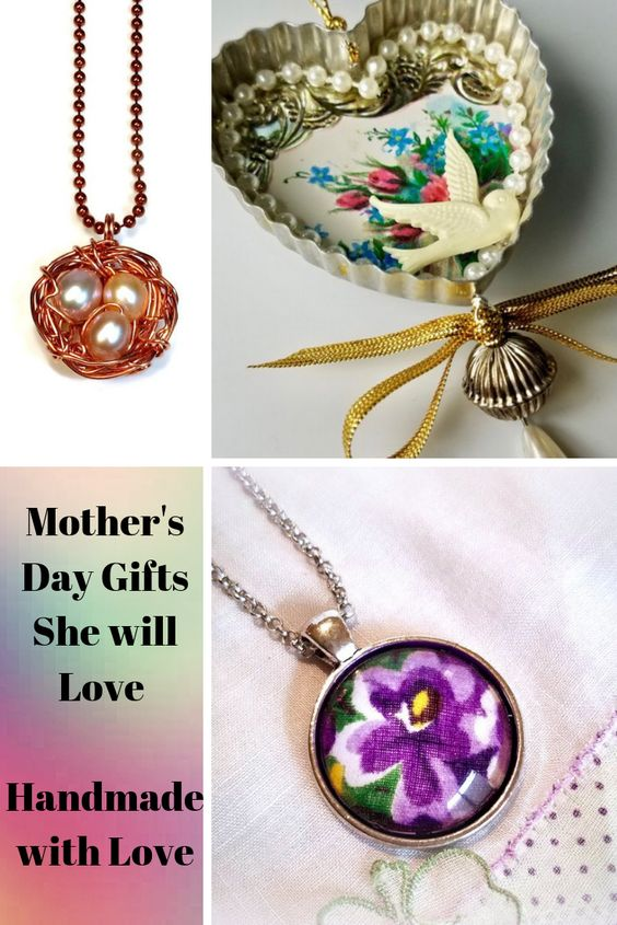 mothers day gifts on Etsy