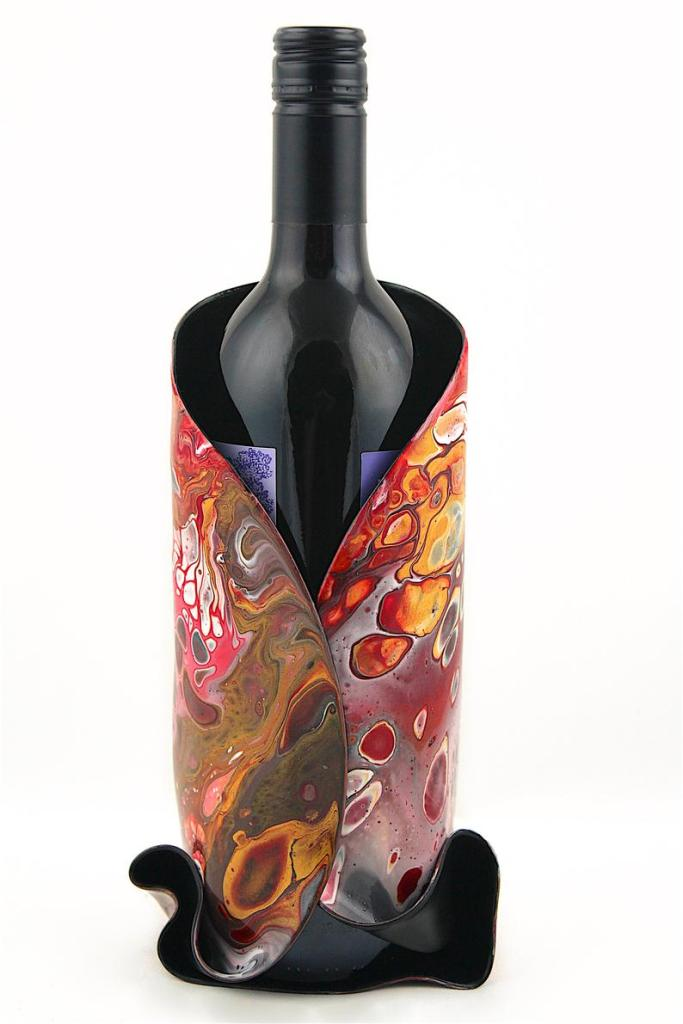 wine bottle holder gift