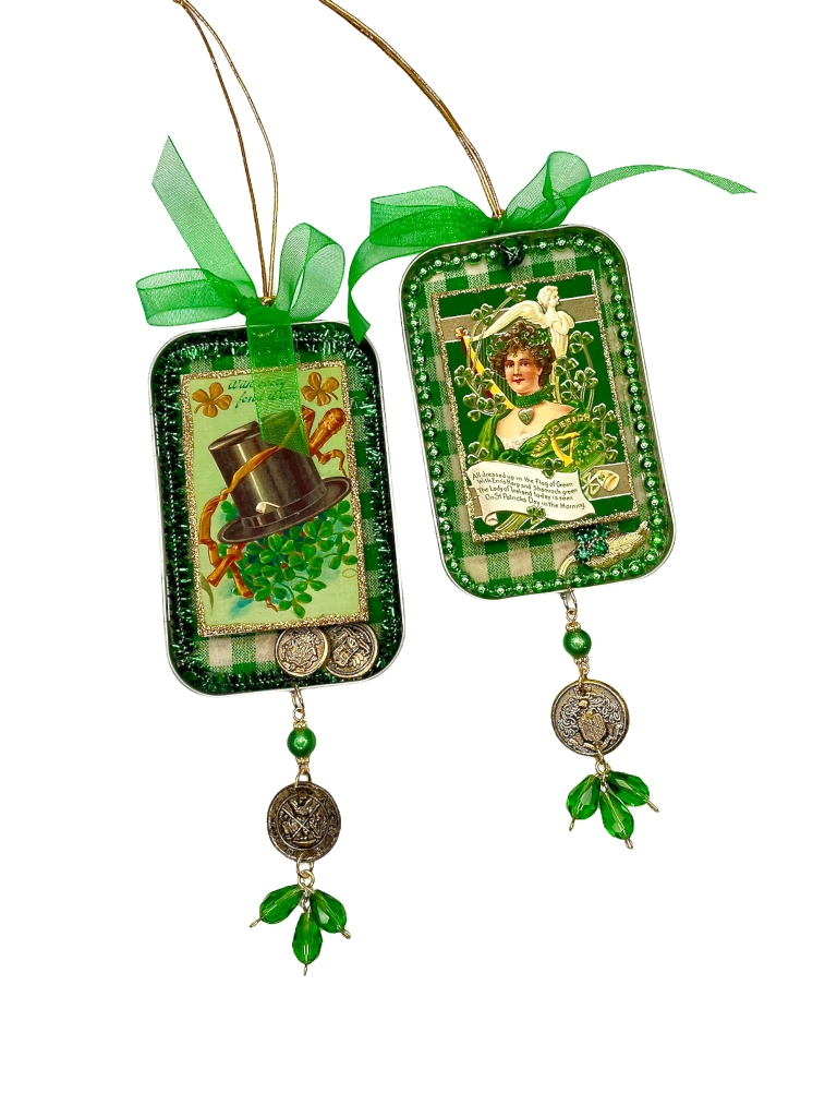 St. Patricks Day ornaments