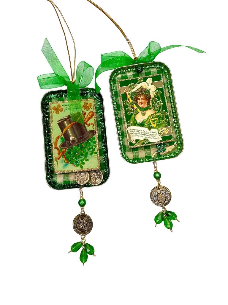 St. Patricks Day ornaments